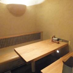 【4名個室】プライベートの時間はもちろんビジネスのご利用も◎