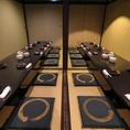 【友人や仕事終わりの飲み会に】刈谷駅徒歩5分の好立地なので、二軒目・二次会利用にも最適です。