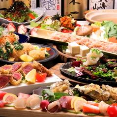 浜焼 居酒屋 博多香家 こうばしや 博多駅前店のおすすめ料理1