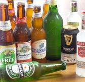 お酒の種類が豊富★単品飲み放題もあります♪