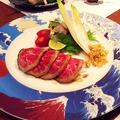 料理メニュー写真【A5ランク宮崎牛】ローストビーフ