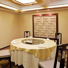 ホテルオークラ札幌 中国料理 桃花林 とうかりんの写真