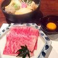 料理メニュー写真【A5ランク宮崎牛】ひとりすき鍋