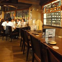 旬菜酒楽 いっぽ 富士見の雰囲気1