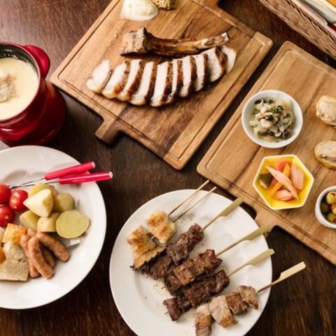 JR戸田駅東口より徒歩1分♪埼玉県の豚肉と野菜にこだわったビストロダイニング!