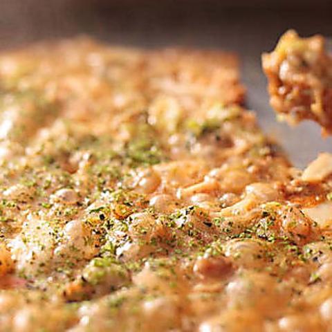 こだわりのお好み焼きやもんじゃ焼き,鉄板焼きなど様々な焼き物が楽しめます♪