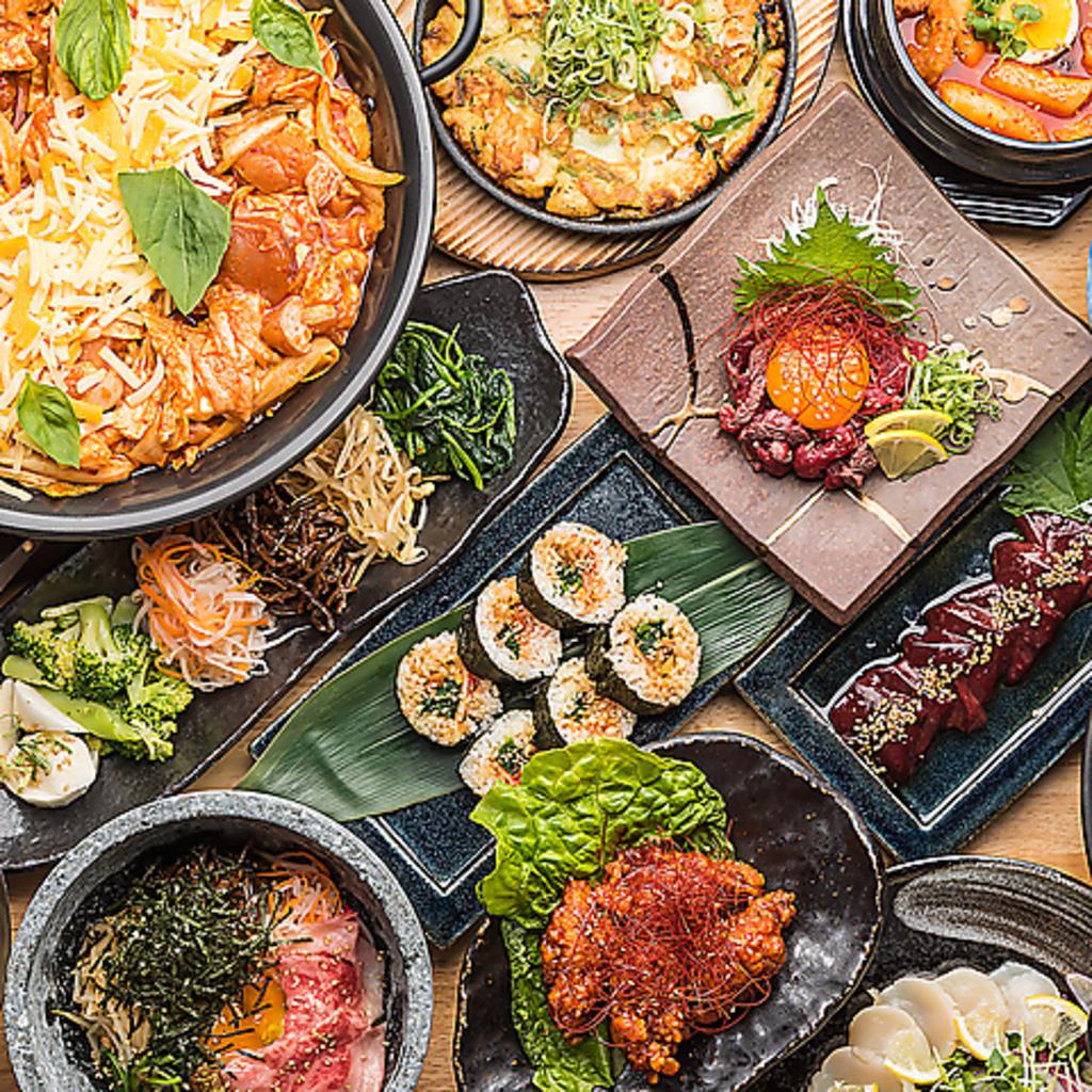 食べ飲み放題×多国籍料理肉バル ガルアーガン 池袋西口店|店舗イメージ10