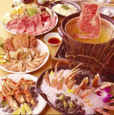 料理メニュー写真Aコース(6800円→5800円)