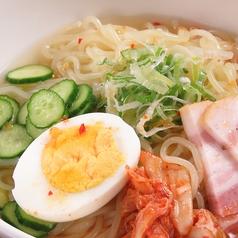 料理メニュー写真盛岡!冷麺