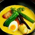 料理メニュー写真ココナツスープ