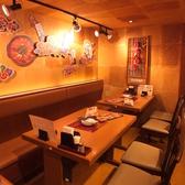 赤から 京都四条大宮店の雰囲気3