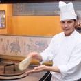 インド・ネパールからの熟練のスタッフが、本場の味を忠実に再現しております♪