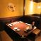 くつろぎの空間で絶品料理とお酒をお楽しみください。