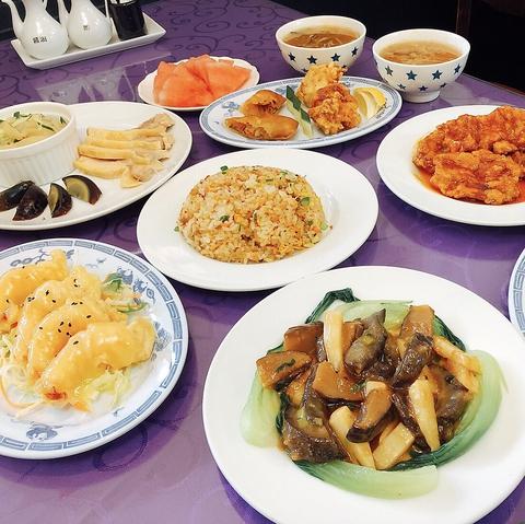 中華養生料理 萬壽苑