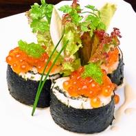 目と舌で楽しむ!鮮やかなお料理の数々をご堪能下さい