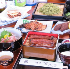 和食と名代うなぎの新見世の写真