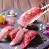 肉屋の肉寿司★