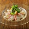 料理メニュー写真市場直送!魚介類の前菜盛り合わせ(3種・5種)