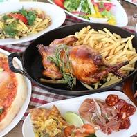 【溝の口で宴会するなら】女性にも嬉しい料理が豊富!