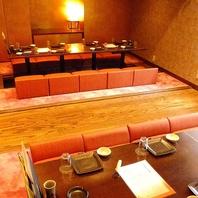 松山での同窓会や会社宴会ならお任せください。