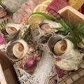 料理メニュー写真サザエのつぼ焼(2ケ)