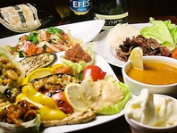 世界3大料理であるトルコ料理