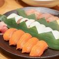 料理メニュー写真【お寿司】~日替わりで本日のおすすめをご提供いたします~