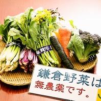 農家さんが愛情を注いで育てた【鎌倉野菜】