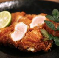 新鮮な鶏料理をぜひご堪能ください!