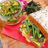 お野菜もほとんど有機野菜を使用しており安心安全!気軽にハワイアン料理がお楽しみ頂けます★