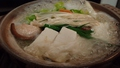 料理メニュー写真1人用湯豆腐、寄せ鍋、その他10種類以上