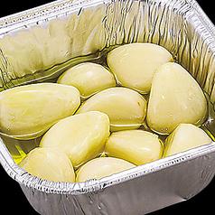 ニンニクホイル焼/コーンバターホイル焼
