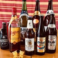 オリオンビール、沖縄泡盛もご用意しております♪