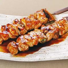ジャンボねぎ間串(塩 or タレ) 2本