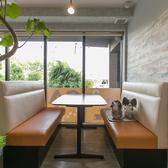 カフェ&トリミングサロン シュシュ クレールの雰囲気3