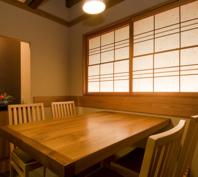 ≪テーブル個室≫