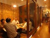 【7名様半個室×3室】ゆっくりお寛ぎいただける会社宴会にもおすすめです