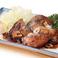 鮪ほほ肉ガーリックステーキ