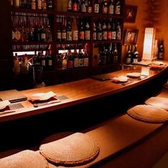 銘酒選べる席。日本酒・焼酎・ワイン豊富♪