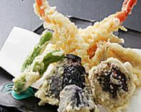 美味しい天ぷらもご用意しています♪