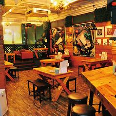 Dining Lab π パイ 小山店の雰囲気1