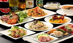 ワンチャン タイレストランのコース写真