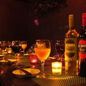 南国気分漂う空間。珍しいお酒などもご用意♪