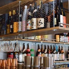 串と魚と酒 なると家の雰囲気1