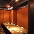 こだわり個室は全部で270席を完備