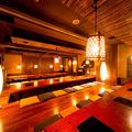 個室居酒屋 旬や SHUNYA 川崎駅前店の雰囲気1