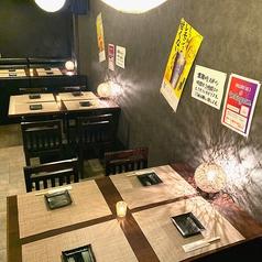 金沢酒場 魚ぎゅうの雰囲気1