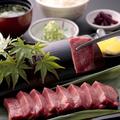料理メニュー写真本家厚切り牛タン定食 170g