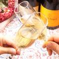 【春】唯一店内装飾が通常に戻るとき~★素敵な出会いにシャンパンで乾杯はいかがでしょうか♪母の日や歓迎会、アリスのキャラクターがお出迎え