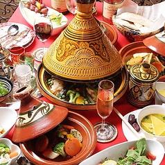 モロッコ タジンやの写真